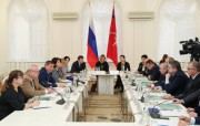 Губернатор Волгоградской области  провел встречу с ректорами вузов региона