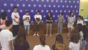Студенты Чанчуньского университета прибыли в Волгоград  для обучения в ВГСПУ