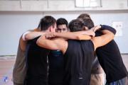 В ВГСПУ подвели итоги кубка первокурсников по стритболу среди мужчин