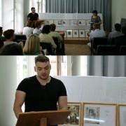 Защита проектов выпускников Института художественного образования