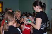 Отдел воспитательной работы ВГПУ под руководством Е.А. Шалыгиной вместе с инициативной группой студентов посетил детский дом
