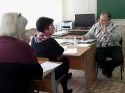Преподаватели факультета психолого-педагогического и социального образования ВГСПУ провели научно-практический семинар  для педагогических работников