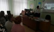 Представители ВГСПУ провели профориентационную встречу для старшеклассников г. Дубовки