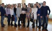 Студенты и ветераны ВГСПУ приняли участие в работе форума  «Сталинградская Победа-76»