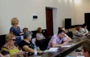 В ВГСПУ обсудили вопрос взаимодействия  университета с муниципальными районами Волгоградской области