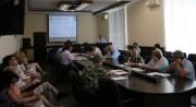 Состоялось очередное заседание  Ученого совета ВГСПУ