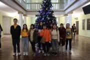Новый год в русских традициях для иностранных студентов