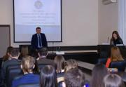 В ВГСПУ состоялась встреча ректора и студенческого актива