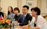 В ВГСПУ с официальным визитом прибыла делегация из Тяньцзиньского университета иностранных языков