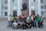 Студенты ВГСПУ приняли участие в Международной научной экспедиции