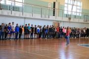 В ВГСПУ прошел спортивный этап Академии первокурсников