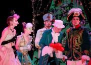 В ВГСПУ состоялось новогоднее представление