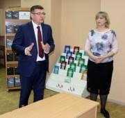 Сбербанк России поздравил ВГСПУ с Днем российского студенчества