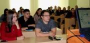 На факультете математики, информатики и  физики ВГСПУ прошла встреча с представителем компании-работодателя