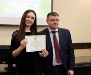Ректор ВГСПУ принял участие в заседании совета обучающихся