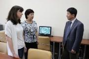 ВГСПУ укрепляет международное сотрудничество: руководители российского и китайского вузов обсудили перспективы взаимодействия