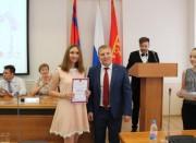 Волонтеров ВГСПУ поблагодарили за активное участие в проекте «Социальная школа»