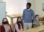 «Английский клуб» - студентам и преподавателям ВГСПУ