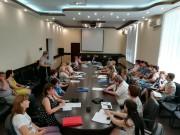 Приемная комиссия ВГСПУ подводит первые итоги