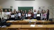 ВГСПУ выступил одним из организаторов Межкультурного педагогического проекта «Франкофония 2018: литературный марафон»