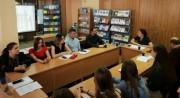 «СЕМЬЯ /pro et contra/ СЧАСТЬЕ»: студенты ВГСПУ в процессе дискуссии искали секрет семейного счастья
