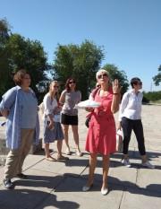 Институт дополнительного образования ВГСПУ выпустил новых специалистов в сфере экскурсионной деятельности