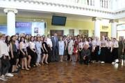 В ВГСПУ вручили сертификаты на бесплатные образовательные услуги
