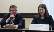 В ВГСПУ прошла встреча лидера Общероссийского движения «Волонтеры Победы» с активистами региона