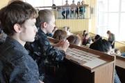 В ВГСПУ разыграли кубок «Что? Где? Когда?» среди первокурсников