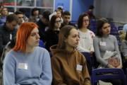 Студенты ВГСПУ - участники школы вожатых финансовой грамотности