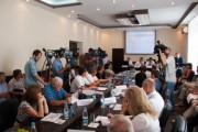 Совещание вызвало большой интерес у СМИ региона