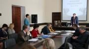 На заседании ученого совета ВГСПУ подвели итоги года и наметили перспективы международного сотрудничества