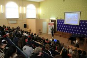 В ВГСПУ прошел традиционный фонетический конкурс «Волшебный мир звуков»