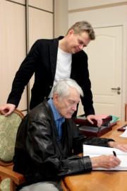 В ВГСПУ состоялся один из показов ретроспективы фильмов  Элема Климова