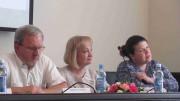 Международный круглый стол «Российско-американская межкультурная коммуникация: партнерский диалог»