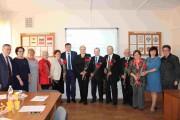 Ректор ВГСПУ встретился с ветеранами педагогического труда