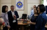 30 лет сотрудничества: в ВГСПУ с официальным визитом побывала делегация из Чанчуньского университета