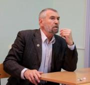 В  ВГСПУ состоялась встреча  с волгоградским писателем-фантастом Евгением Лукиным