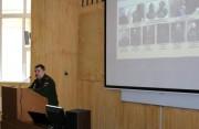 Студенты ВГСПУ встретились с представителями Прикарапатско-Берлинской Краснознаменной отдельной мотострелковой бригады
