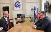 Партнерские связи ВГСПУ и Генерального консульства Италии в Москве получат новый импульс к развитию