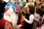 В ВГСПУ состоялась премьера Новогоднего мюзикла «Приключения Маши и Вити»