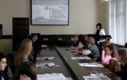 В ВГСПУ  побывали  учащиеся  педагогического класса из Иловлинского района