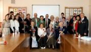 Ветеранов – сотрудников университета поздравили с годовщиной победы в Великой Отечественной войне