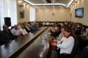 В ВГСПУ прошла презентация книги Везира Касумова «С огоньком в душе»