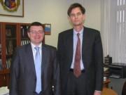 А.М.Коротков и Марк Богдан