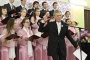 В ВГСПУ прошел творческий вечер Александра Лаврушкина
