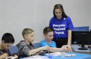 В ВГСПУ прошли мастер-классы для школьников, посвященные творчеству волгоградских художников