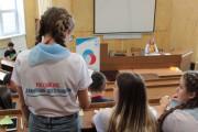 Участники слета педагогических отрядов ЮФО  сыграли в деловую игру «На службе детству»