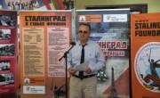 В ВГСПУ  прошла выставка «Сталинград в судьбе Франции»