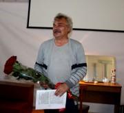 В гостях у студентов ВГСПУ побывал заслуженный артист России   А.А. Масленников